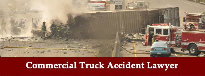 Commercial Truck Accident Injury Lawyer